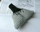 Crochet Plush Smoker's Lungs