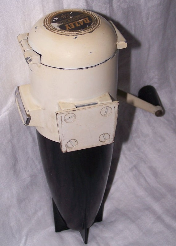 1950's Dazey Triple Ice Crusher Model 160
