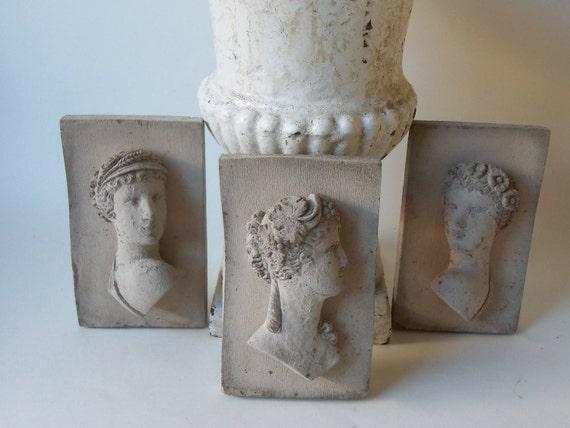 three cement gracies