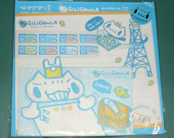 Taiwan Giligowla Scrapbook or Journaling Paper Cute Kawaii paper