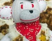 The Kidd - handmade Cowboy Sock Monkey