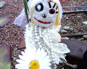 Custom Jumbo Voodoo Dolls: Lucky Wedding Voodoo Dolls and Single Voodoo Dolls