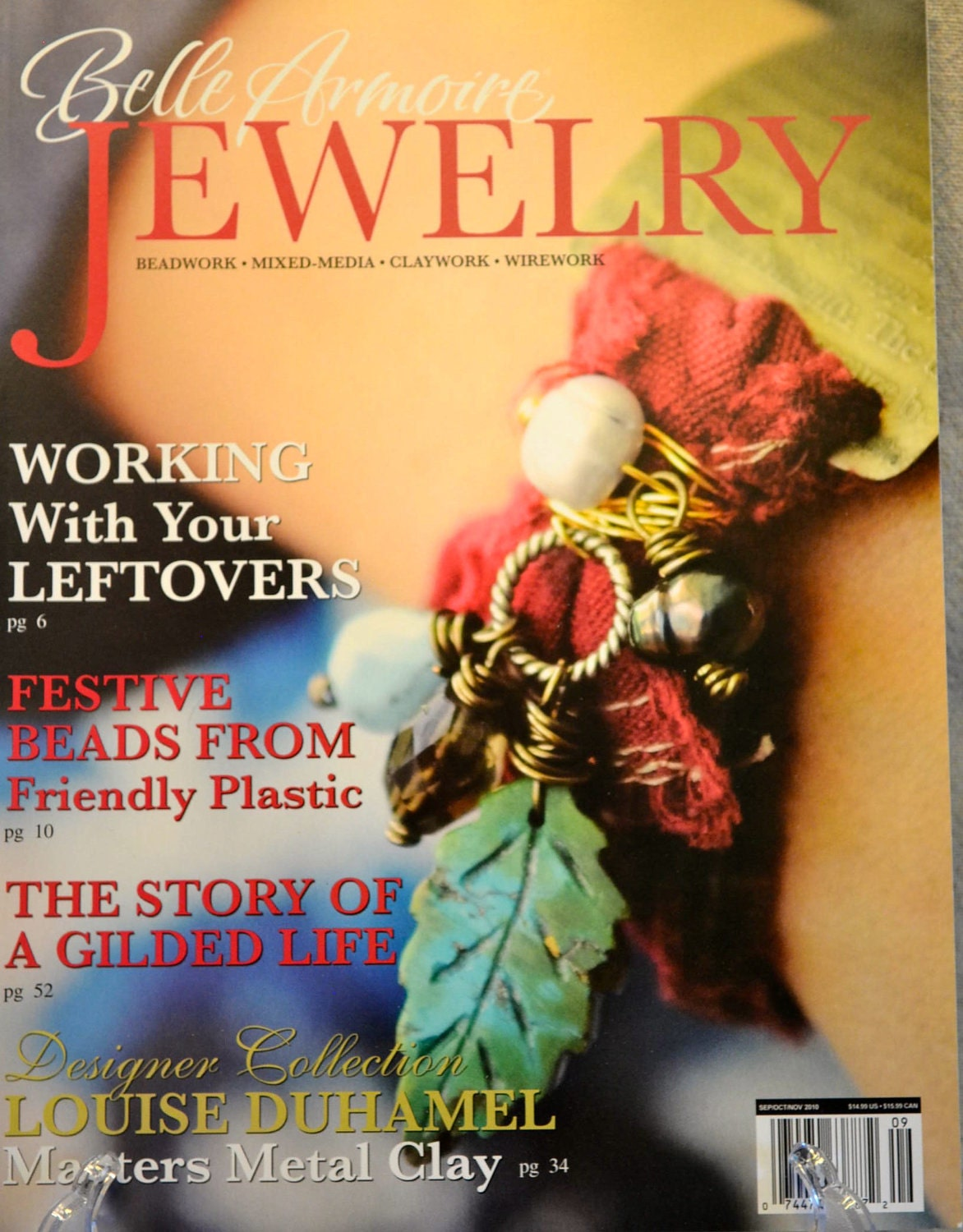 Belle armoire jewelry magazine fall 2010 by veronicasgarden for Belle armoire jewelry magazine subscription