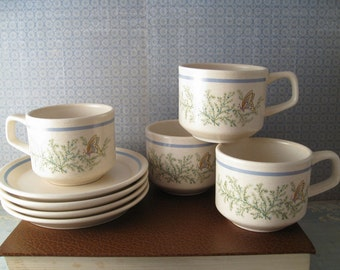 Lenox Fancy Free Teacup Set