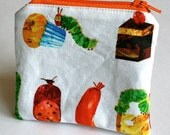 Coin Purse - The Very Hungry Caterpillar