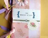 The Miracle of Life Pregnancy Journal\/Scrapbook