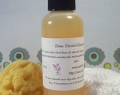Emu Cleansing Oil Lavender or  Tea Tree or Lemongrass 4 oz pump bottle Face or Body