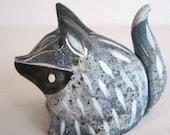 little fox sculpture