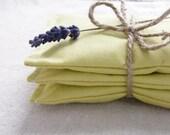 Lavender Sachets, Lemongrass, Modern, Organic