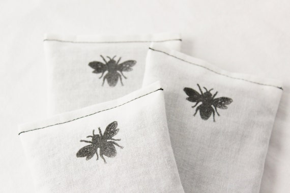 Organic Lavender Laundry Sachets, Reusable Dryer Sheet Alternative, Lavender Bags Housewarming Gift