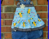 Little Miss Sunny Patch Overalls