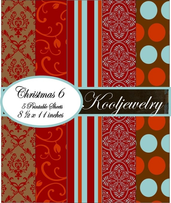 Christmas Paper Pack - No.29