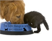 The Best Things In Life Are Rescued - Vinyl Car Decal
