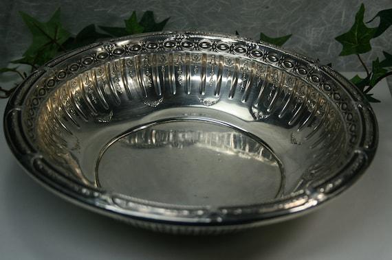Gorham Vintage Sterling Bowl Marie Antoinette Pattern