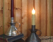 Petticoat Candle Holder- Choice of Finishes