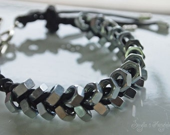 It's all nuts - Braided Hex Nut Collection