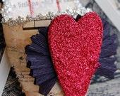 Soul Mate Valentine - Paper Shoe