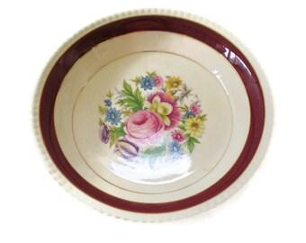 Vintage Soho Pottery English Dish