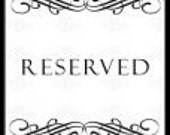 RESERVED for Sarah Navarrette