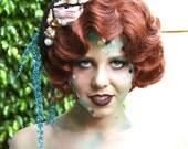Flapper Roaring Twenties Auburn Adult Costume Wig A True Enchantment Original