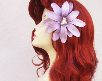 Ariel Little Mermaid Custom Adult Costume Wig Style 1 - A True Enchantment Original