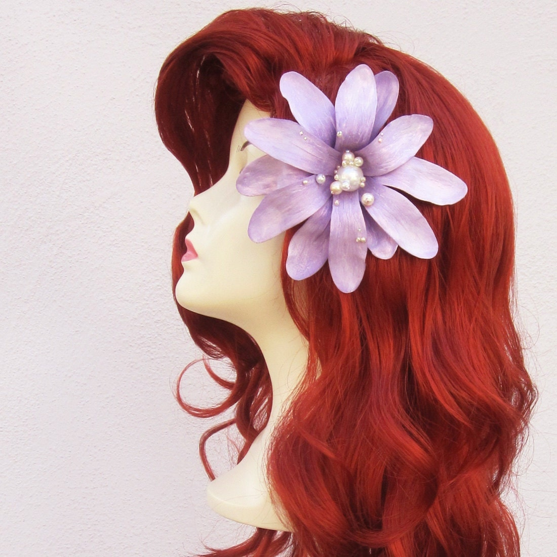 Ariel Wig Adult 104