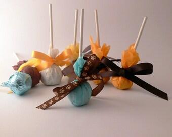 Custom favor Seed Bomb Garden Pops