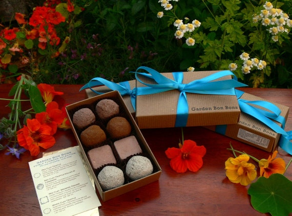 Garden Bon Bons - Edible Flowers