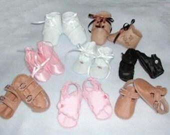 BRD in the hoop baby booties collection 2