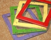 picture frame Chunky 11x17,12x16 or 12x18 You choose the SIZE COLOR from 63 choices Shabby weathered frame