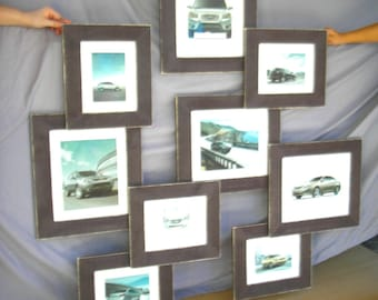 """the """"Stackables"""" 9) custom made Picture frames"""
