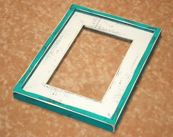 "Two Color Picture Frame 13x19 The ""ORIGINAL"" 2 Color Choice Frame ""SHAKE It Up BABY"" 63 Colors in a ""Chunk-a-Licious"" 3"""