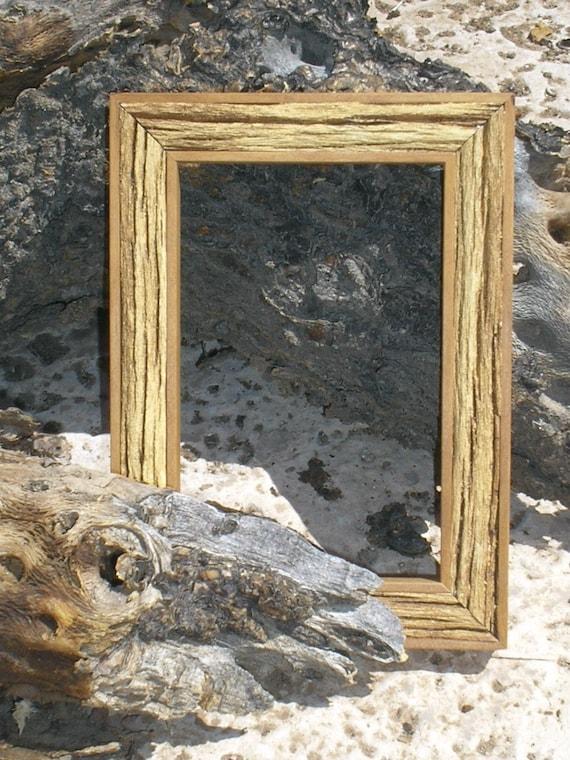 8x10 Saguaro Rib Style Cactus Rustic Photo Picture Frame 1