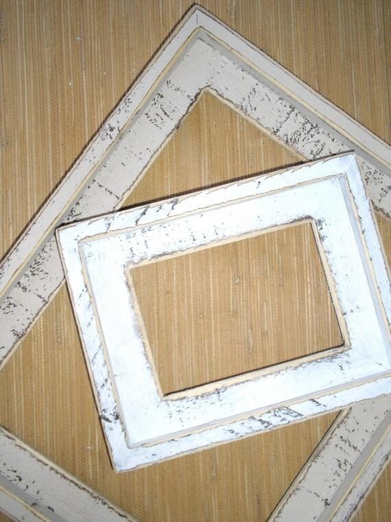 White 20 x 30 poster frame
