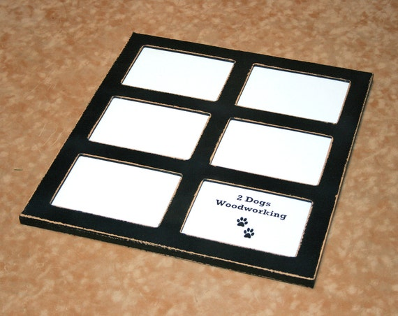 4 By 6 Collage Frames: Multiple Picture Frame 6 5x7 OR 4x6 Collage Multiple Opening