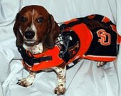 OSU Beavers fleece Winter walking harness