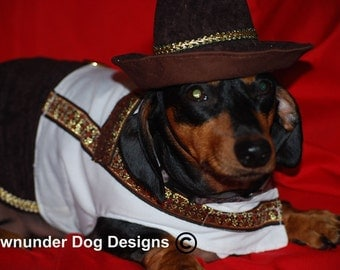 Little Hansel with LederHosen As Seen on Q13 morning News and King 5 New Day NW
