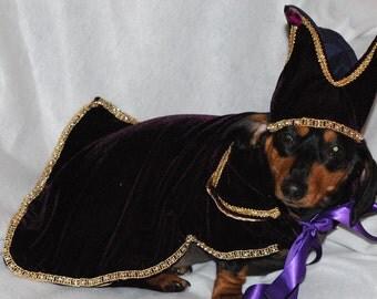 King costume custom sizes