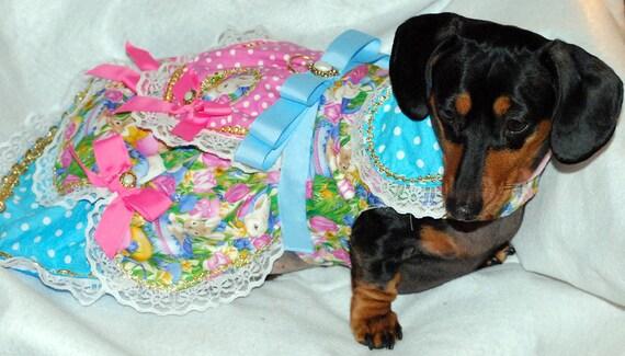 Easter Dress Harness Dress