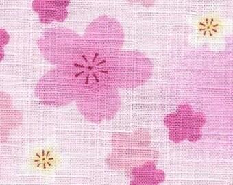 Spring Sakura Pink - Cotton Slub - EK-QS38134F