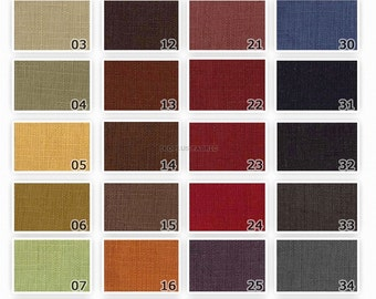Solid Color Cotton Slub - Full Yard - EK-QS38251