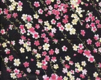 Gorgeous Sakura Bunch in Black -- EK-QS38256D