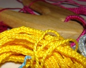 2009 Spring Colors Braided and Knotted Lucet Cord
