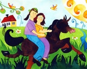 Custom  illustration Family portrait  for weddings birthdays anniversaries Christmas gift