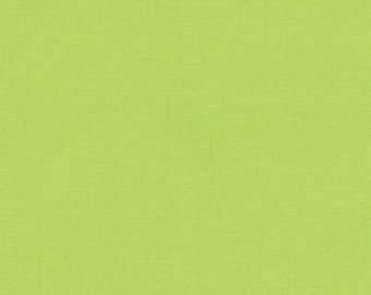 Bella Solid in Summer House Lime