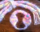 Custom Order For Antoinette C Perfectly Plush Pastel Knit Headband Style Ear Warmer