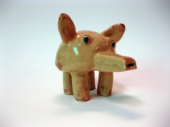 Clay Whistle Beast