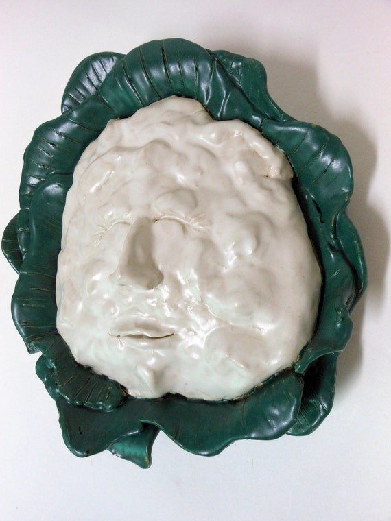 SALE-Cauliflower Head Mask