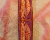 Red Dragonfly Headband