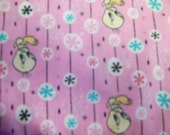 Pink with Tweety   1 Yard